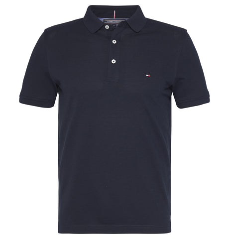 Tommy Hilfiger - Core Tommy ReYellowar Polo Dark Blue NOS