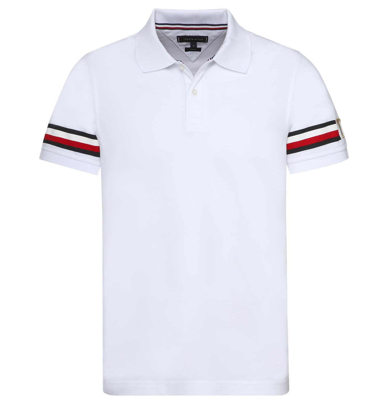 Image of   Tommy Hilfiger Polo White
