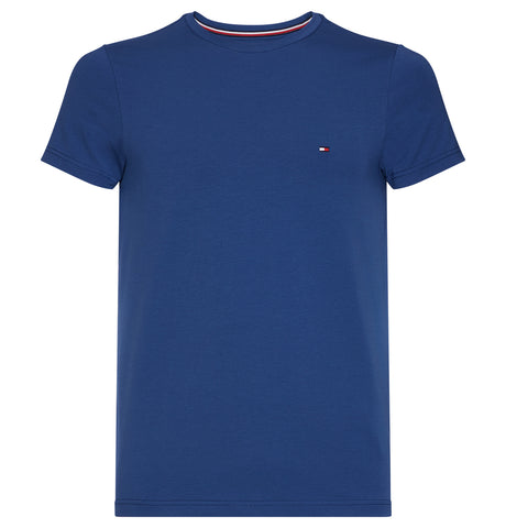 Tommy Hilfiger Tee Blue Quarts