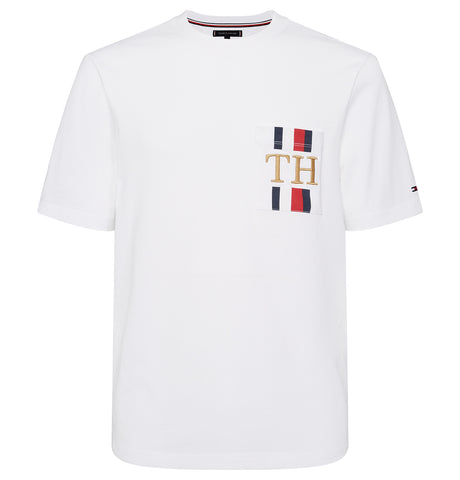 Tommy Hilfiger Icon Tee White