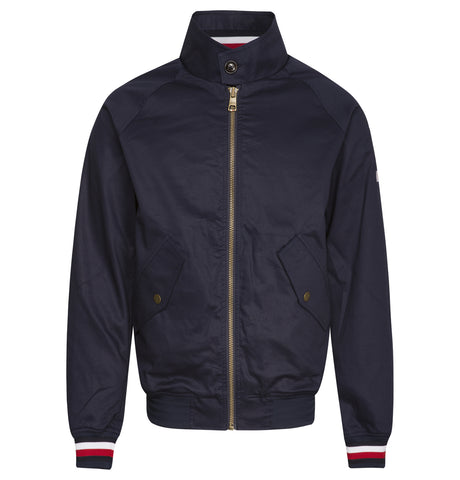 Tommy Hilfiger Jacket Blue Cotton