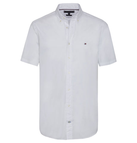 Tommy Hilfiger Short Sleeve Shirt White