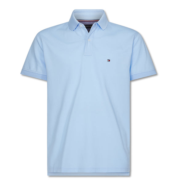 Tommy Regular Fit Polo Blue