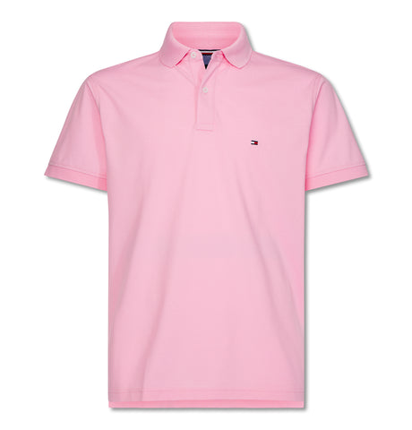Tommy Hilfiger - ReYellowar Pink Polo