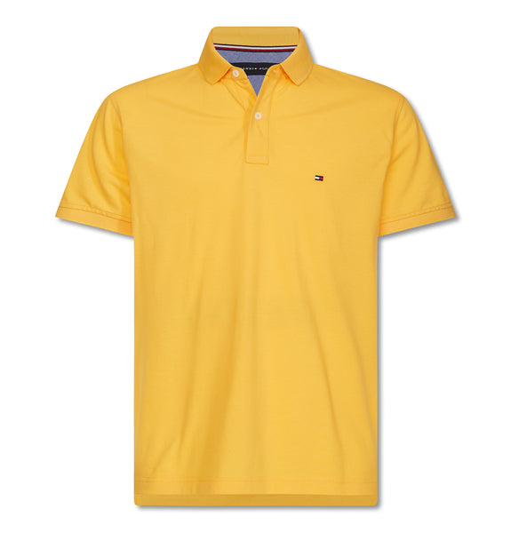 Tommy Regular Polo Yellow