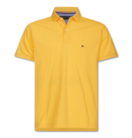 Tommy Hilfiger - ReYellowar Polo Yellow