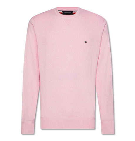 Tommy Hilfiger - Organic Cotton Silk Crew
