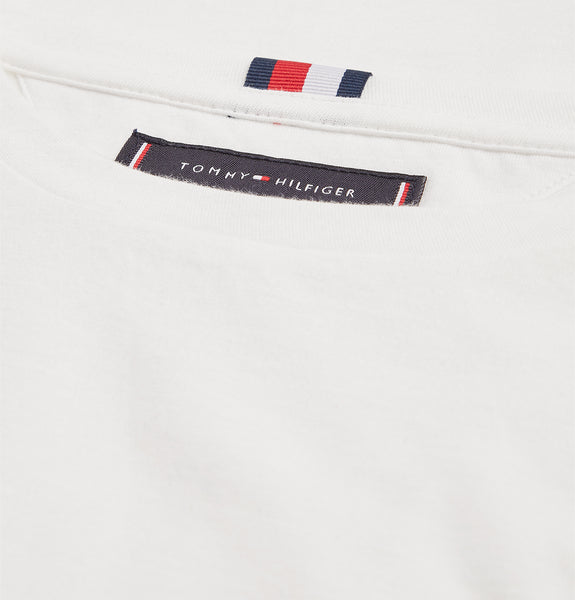 Snow White Logo Tee