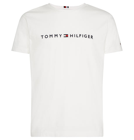 Tommy Hilfiger - Snow White Logo Tee