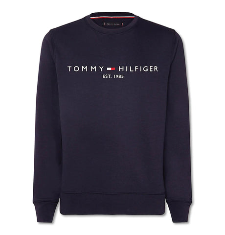 Tommy Hilfiger - Logo Sweatshirt Dark Blue