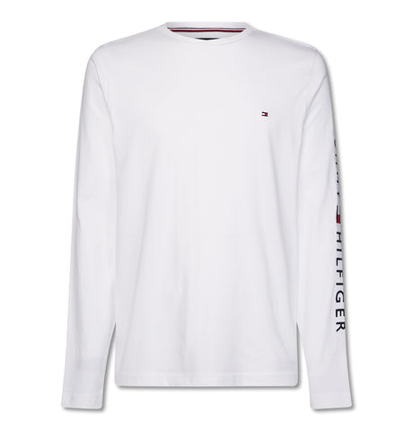 Tommy Hilfiger - Logo Long Sleeve Tee