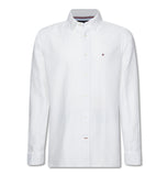 Tommy Hilfiger - Cotton Linen Twill Shirt