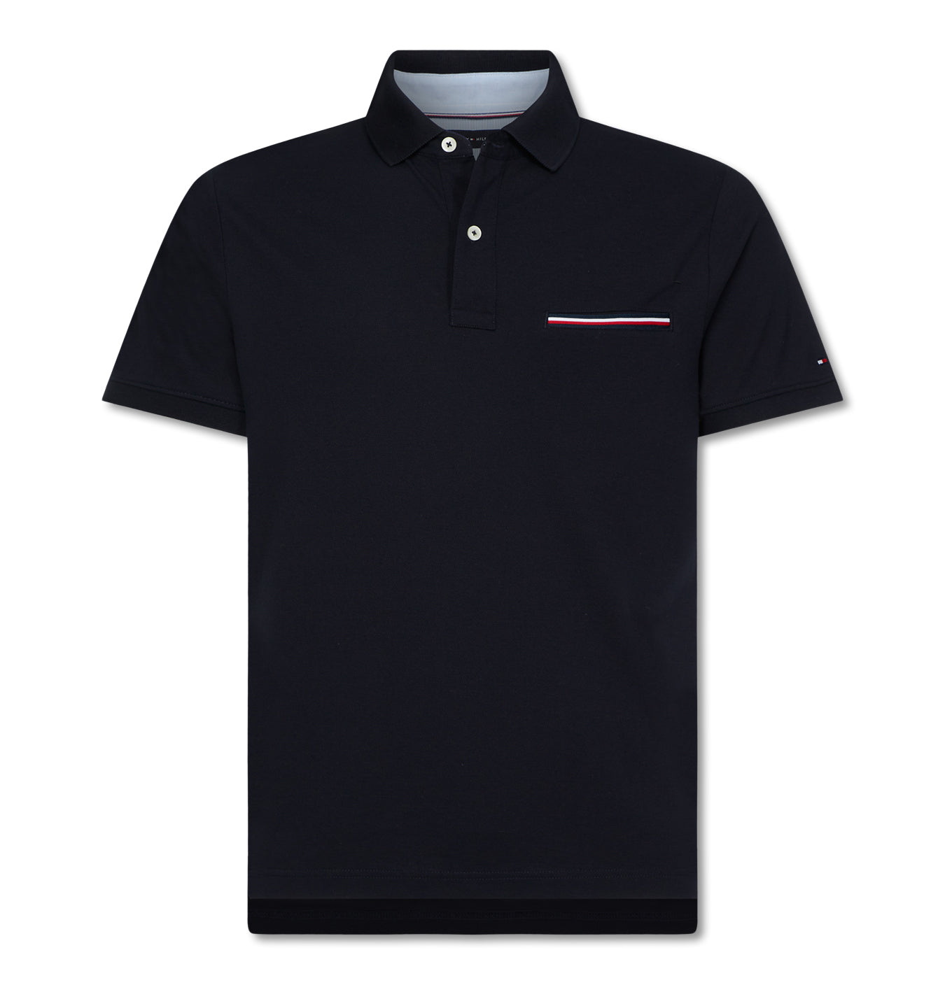 Image of   Pocket Detail Slim Polo