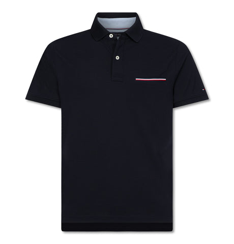 Pocket Detail Slim Polo