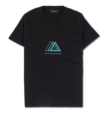 Peak Performance T-Shirt Black