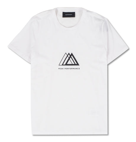 Peak Performance - Peak Performance T-Shirt White