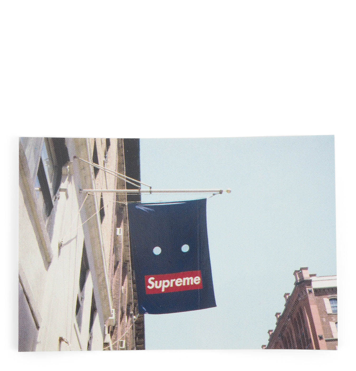 Image of   Supreme Banner Sticker