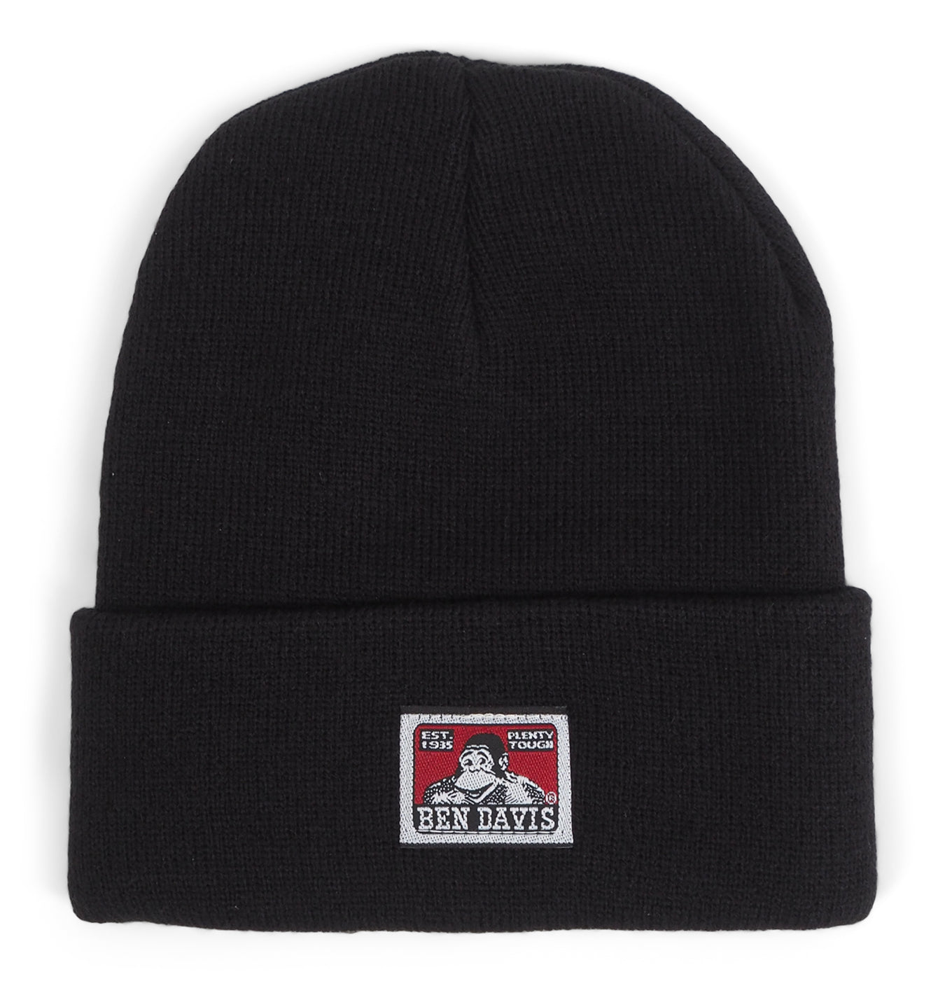 Image of   Supreme Ben Davis Beanie Black