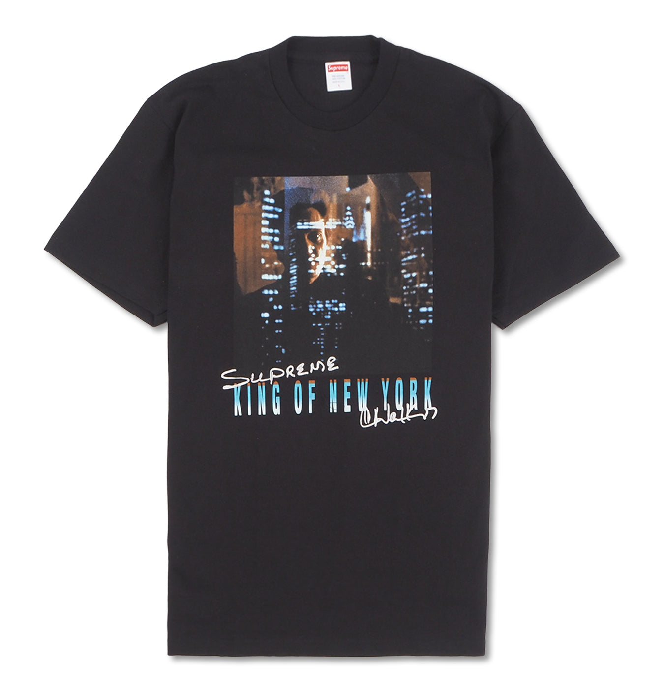 Image of   Supreme King of New York Tee Black