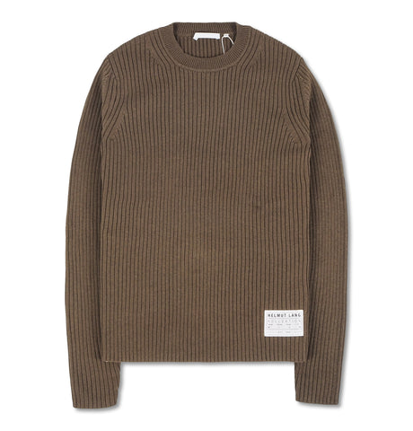 Helmut Lang - Sweater Olive Green