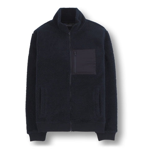 Oripi Fleece Dark Blue