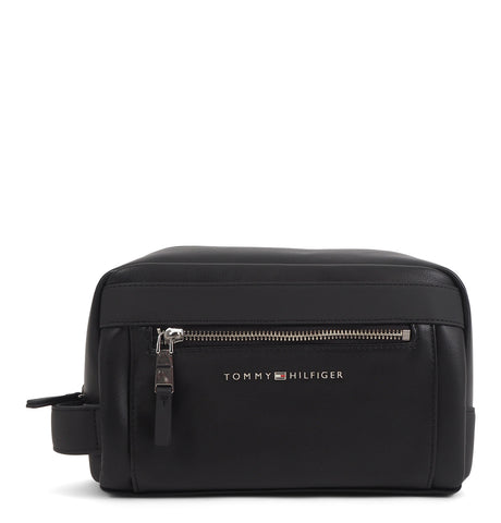 Tommy Metro Washbag Black
