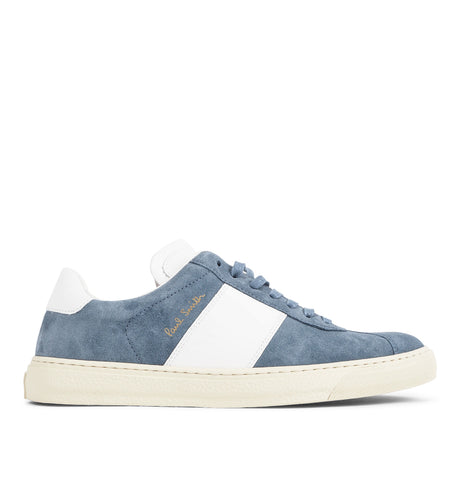PS Paul Smith - Mens Shoe Levon Blue Suede