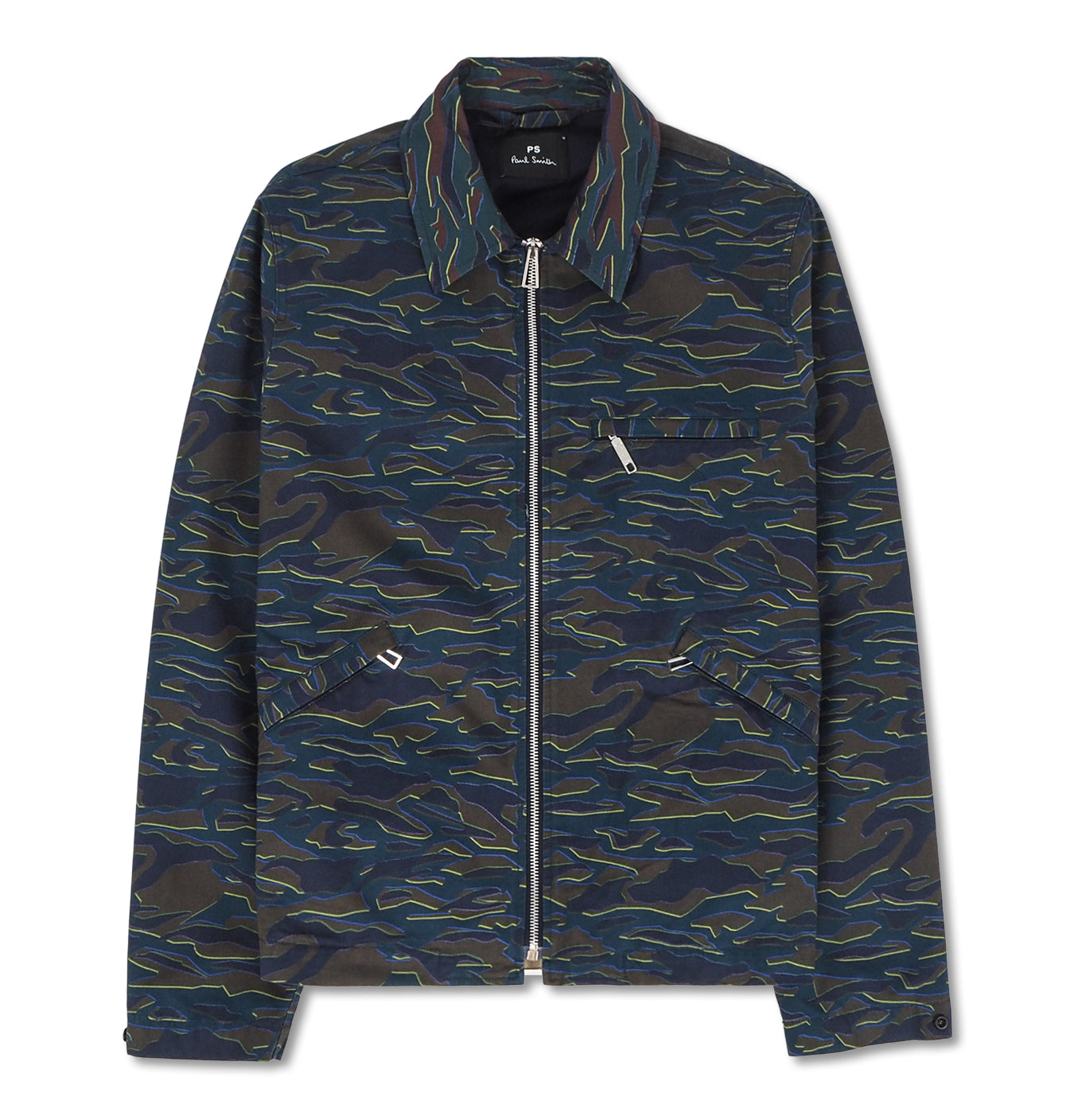 Image of   Chore Jacket Multi