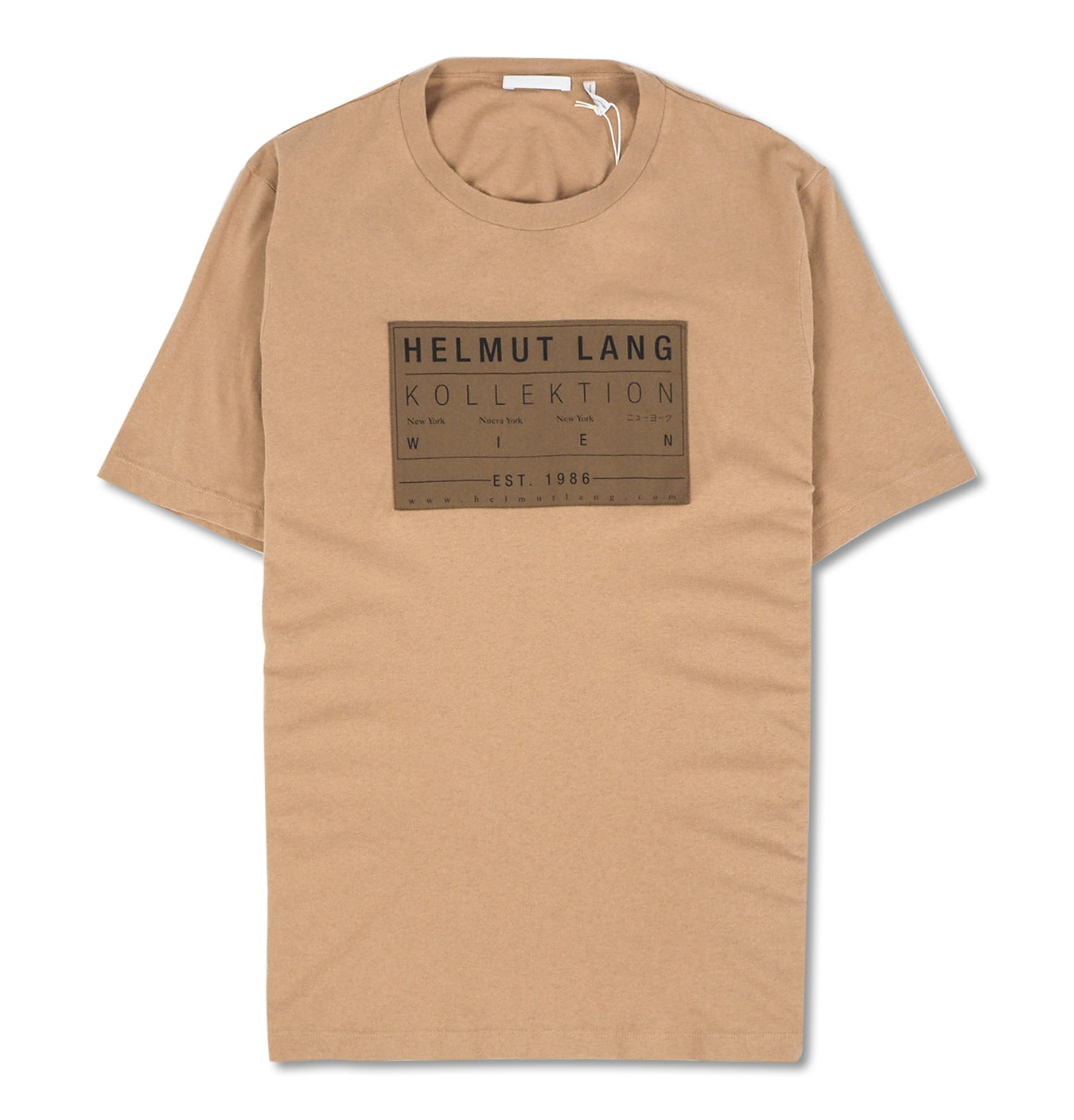 Image of   Bisque Tee Brown