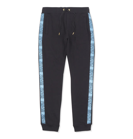 Versace Jeans Couture - Felpa Ambel Tape Logo Sweatpants