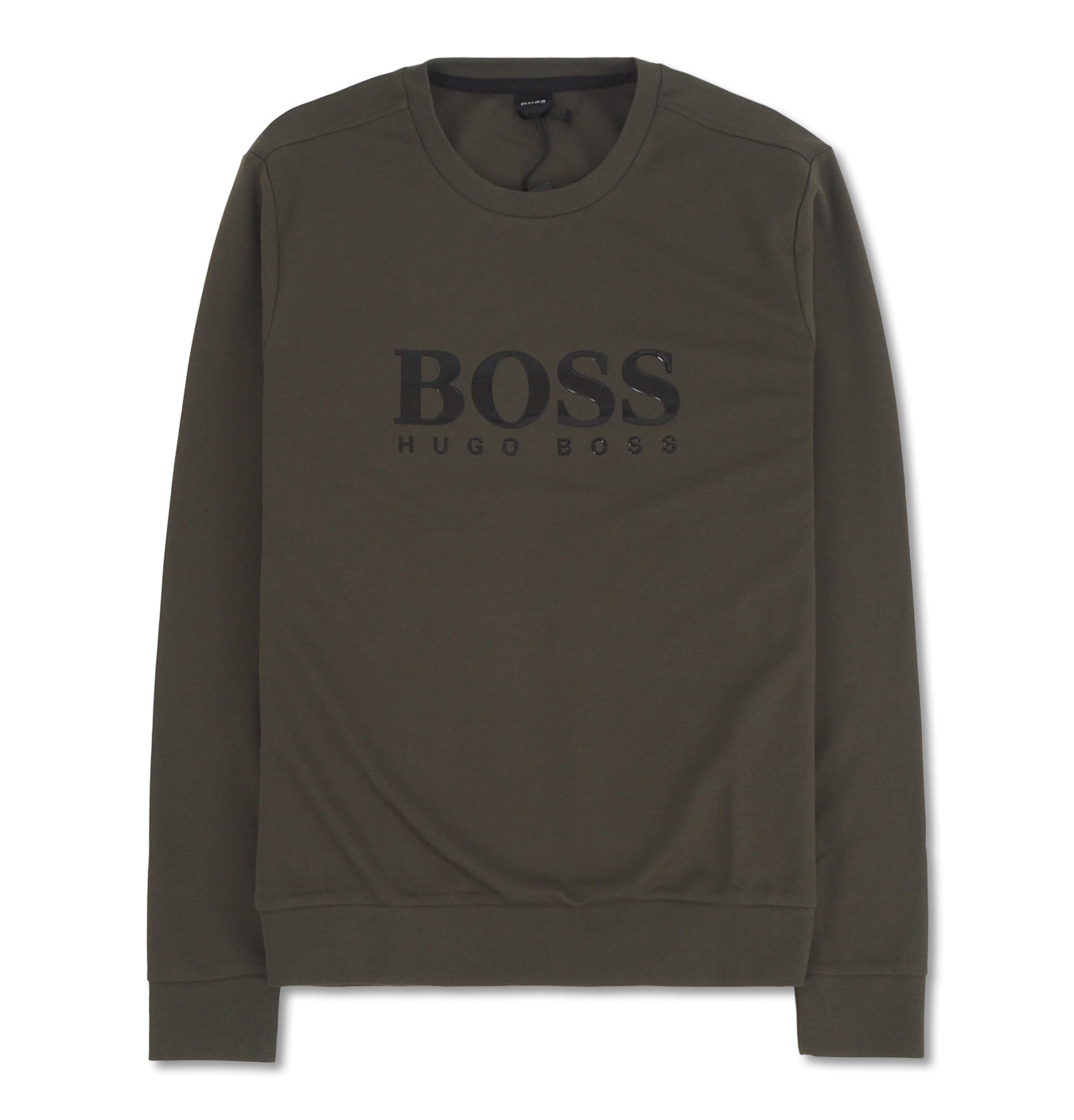 Image of   Boss Tracksuit Sweatshirt Green