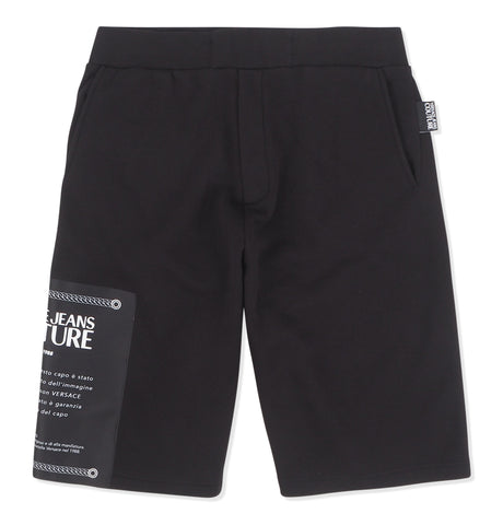 Versace Jeans Couture - Fleece Label Big Shorts