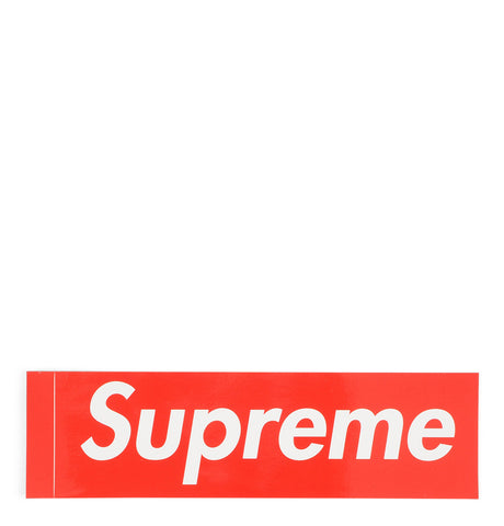 Supreme - Supreme Logo Sticker