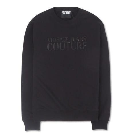 Versace Jeans Couture - Logo Gloss Crewneck
