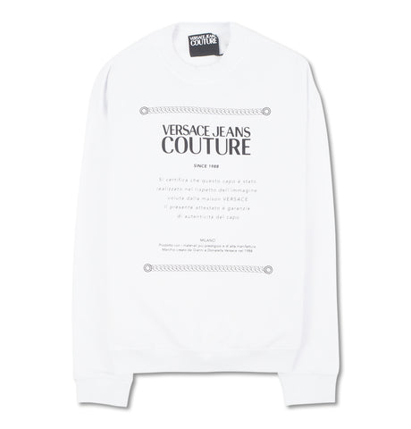 Versace Jeans Couture - Brushed Fleece Print 7