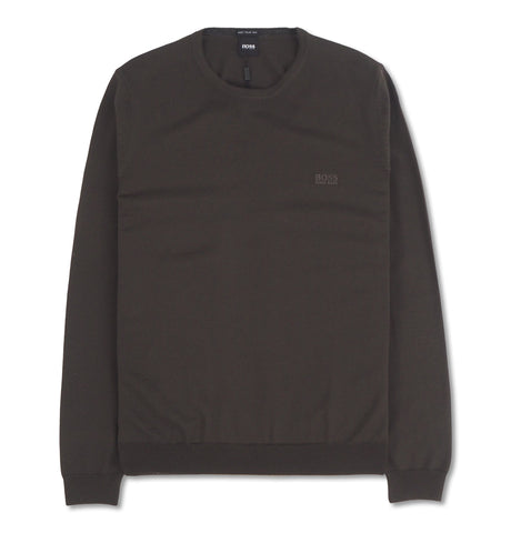 Hugo Boss - Botto L Knitwear Green