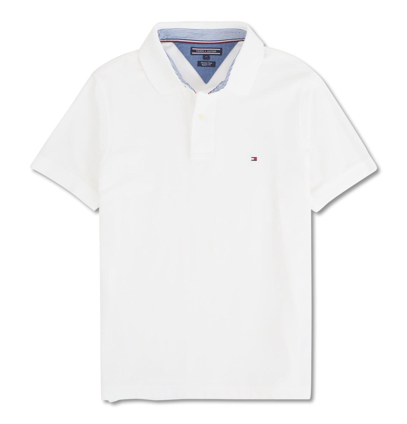 Image of   Performance Polo White