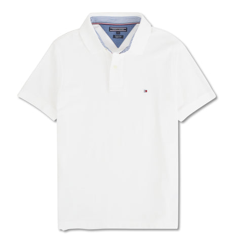 Tommy Hilfiger - Performance Polo White