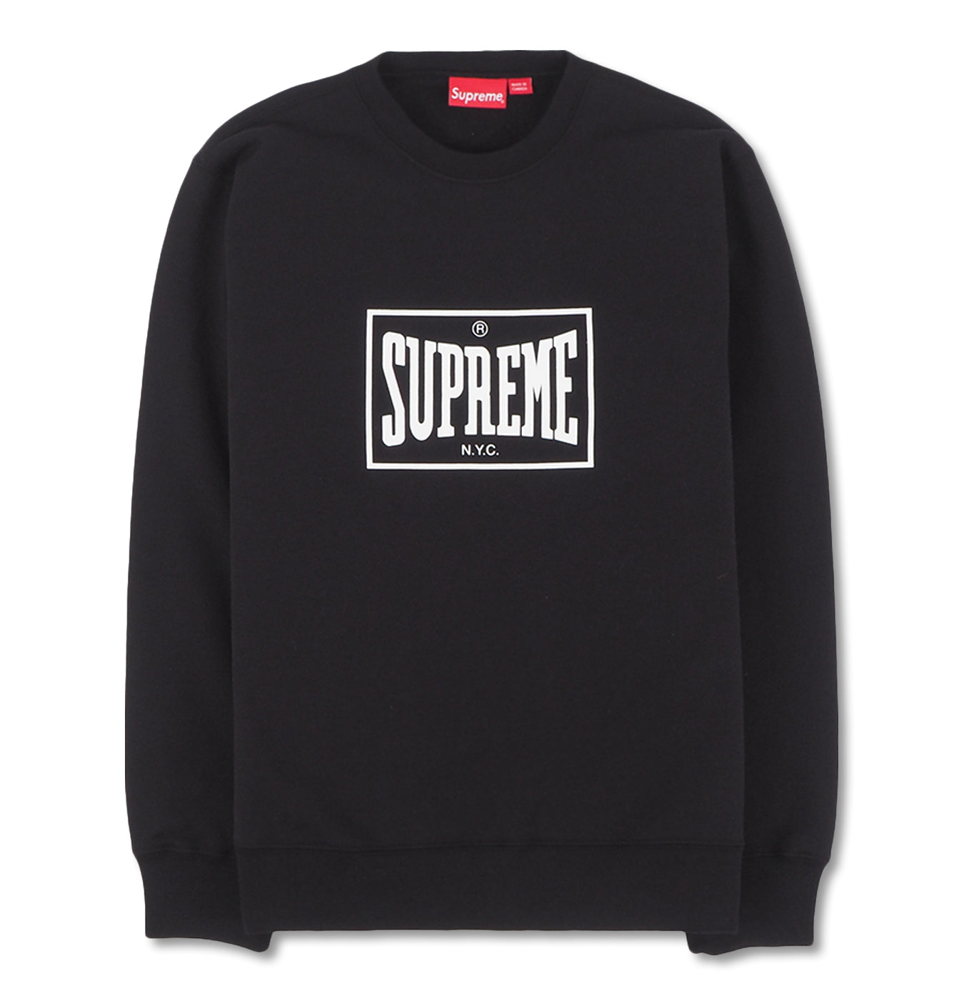 Image of   Supreme Warm Up Crewneck