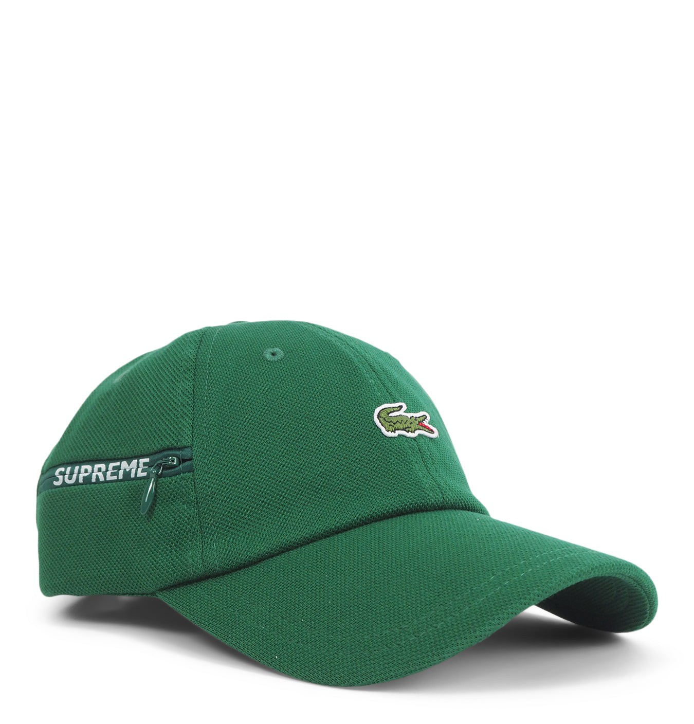 Image of   Supreme X Lacoste Cap Green
