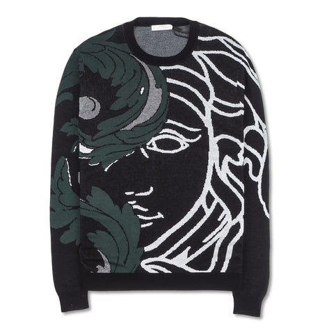 Versace Collection Sweatshirt Black