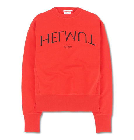 Lava Red Sweatshirt