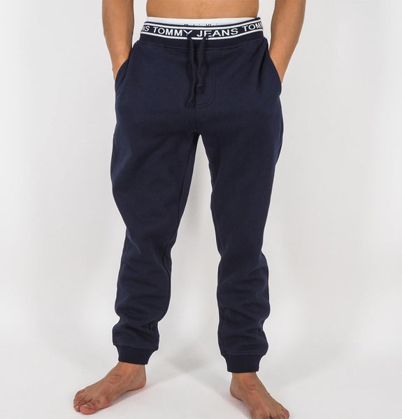 Rib Logo Sweatpants