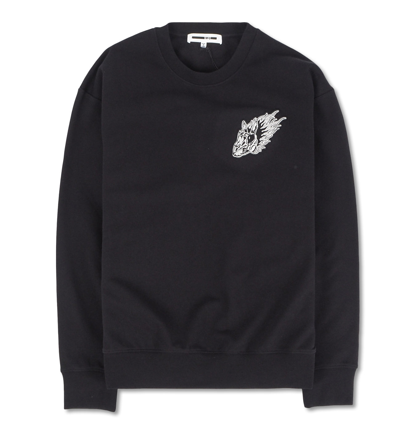 Image of   Flaming Skull Sweatshirt