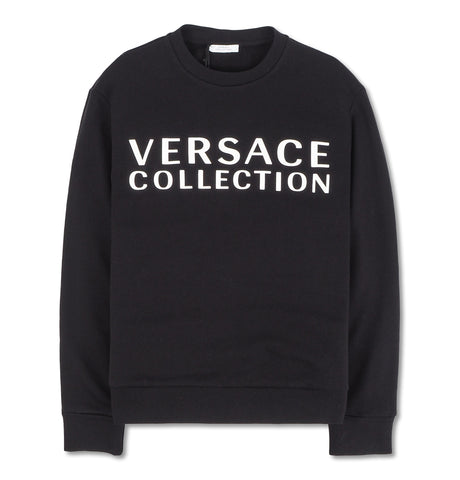 Versace Collection Sweatshirt Black SS19