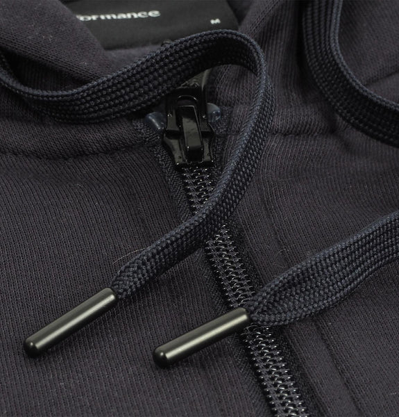Peak Performance Hoodie Zip Navy