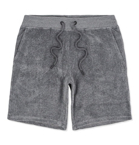 Peak Performance - Peak Performance Sweatpants Velour Grey