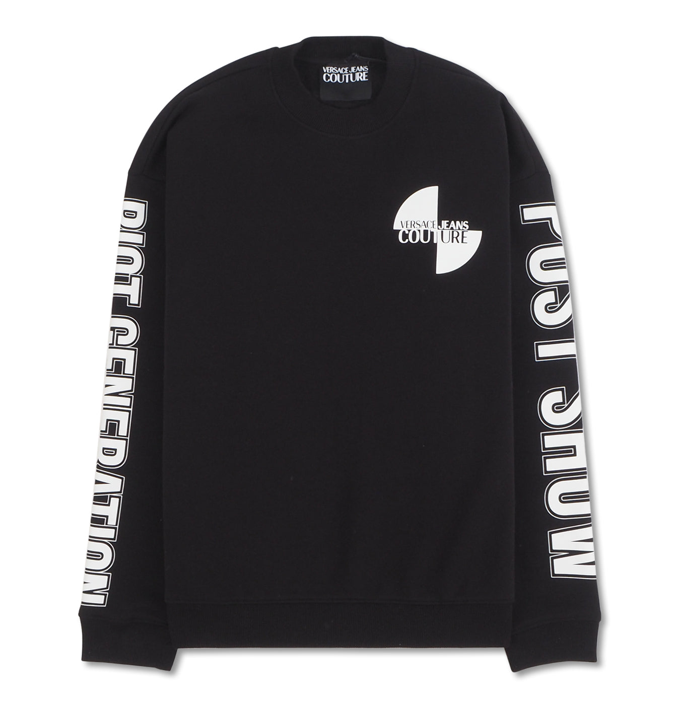 Image of   Circle Logo Crewneck Print 41