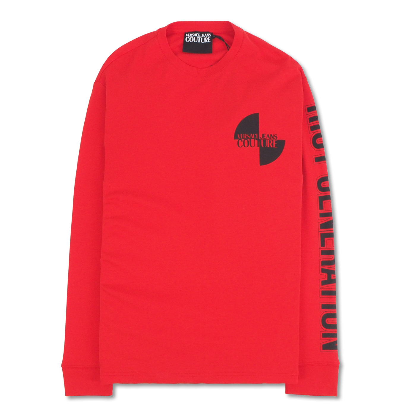 Image of   Long Sleeve ML 41 Logo Tee