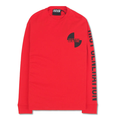 Versace Jeans Couture - Long Sleeve ML 41 Logo Tee
